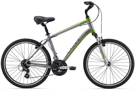 Giant Sedona DX Color: Charcoal/Green