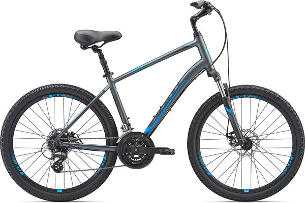 Giant Sedona DX Disc Color: Charcoal/Vibrant Blue