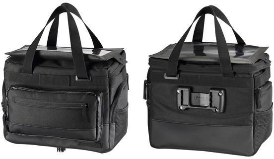 Giant Shadow DX Handlebar Bag Color: Black
