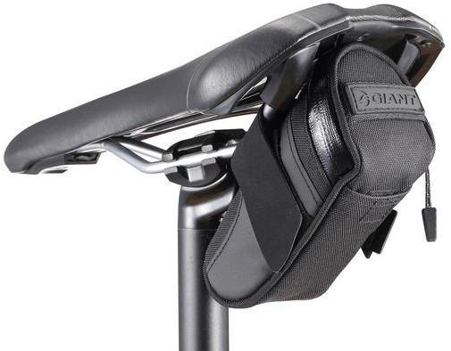 Giant Shadow DX Seat Bag Color: Black