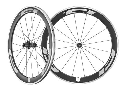Giant SL 1 Carbon/Alloy Aero Road Wheel