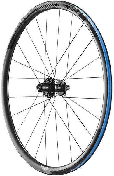 Giant SLR 1 30mm Carbon Climbing C/L Disc Road Wheels 700c Rear