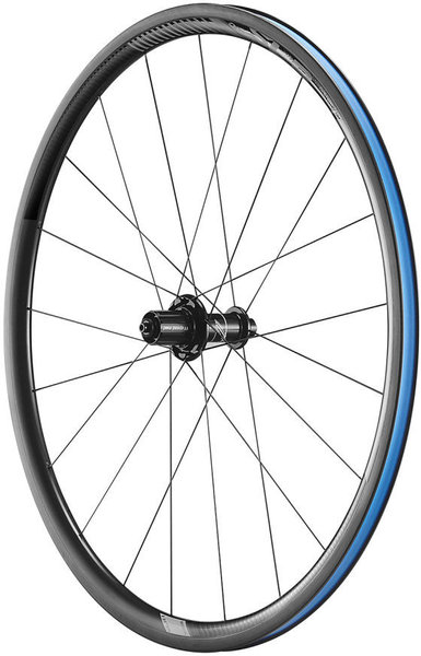 Giant SLR 1 30mm Carbon Climbing Road Wheels 700c Rear