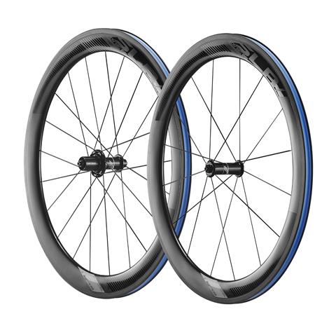 Giant SLR 1 55mm Aero Carbon Road Wheels 700c Front