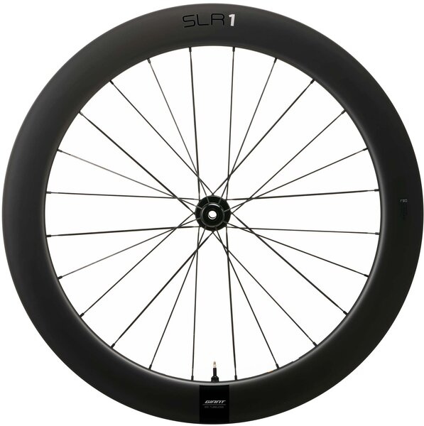 Giant SLR 1 65 Disc Front Color: Black