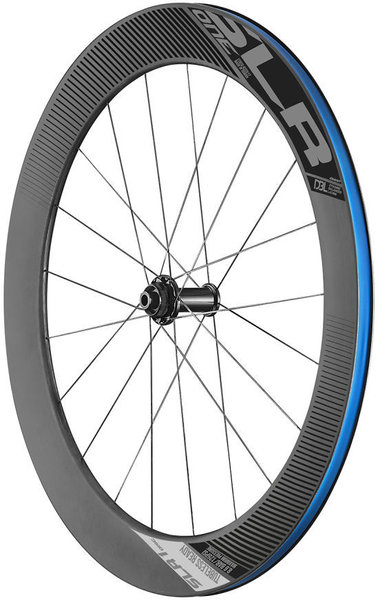 Giant SLR 1 65mm Disc Aero Carbon Road Wheels 700c Front