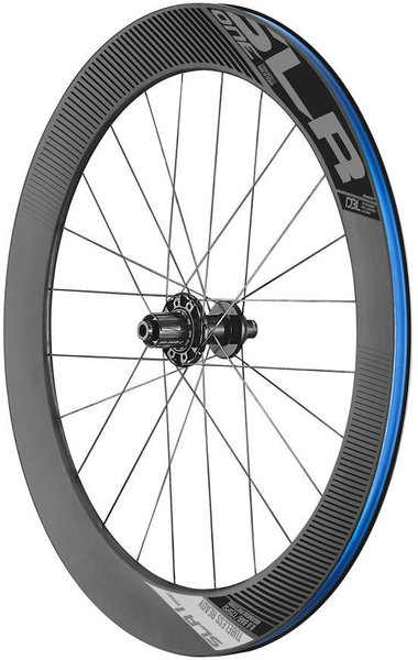 Giant SLR 1 65mm Disc Aero Carbon Road Wheels 700c Rear