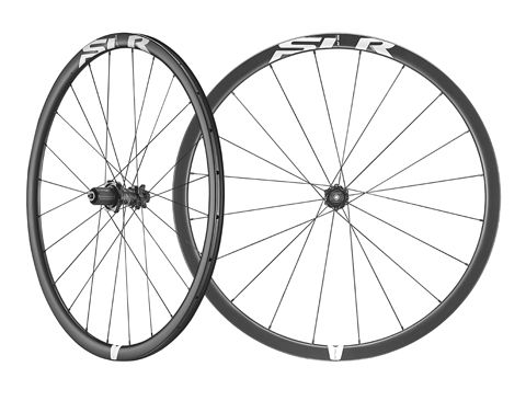 Giant SLR 1 Carbon Disc Road Wheel