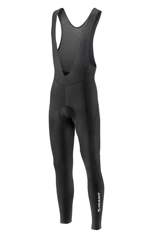 Giant Sport Thermal Bib Tight Color: Black