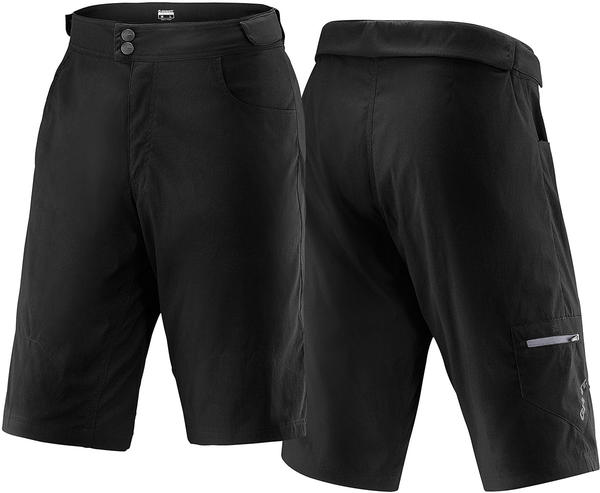 Giant Sport Trail Shorts Color: Black