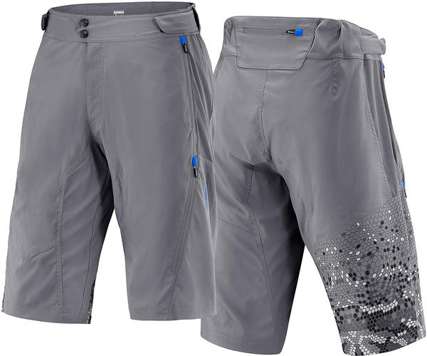 Giant Realm Trail Shorts Color: Gray