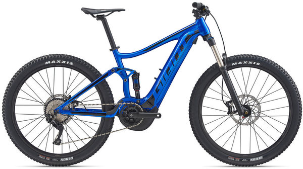Giant Stance E+ 2 Color: Cobalt Blue