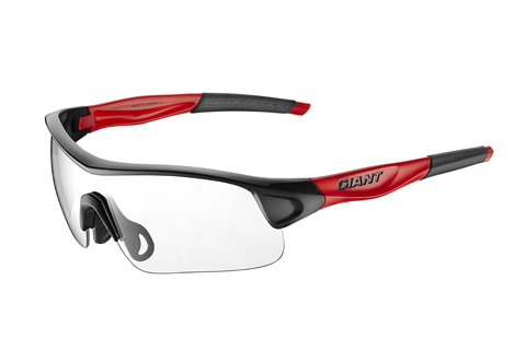 Giant Stratos PC 3 Lens Color | Lens: Gloss Black/Red | Transparent|Yellow|Gray