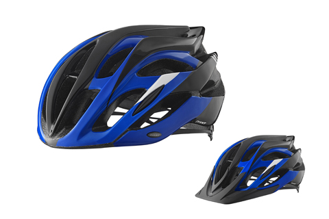 Giant Streak Helmet Color: Black/Blue