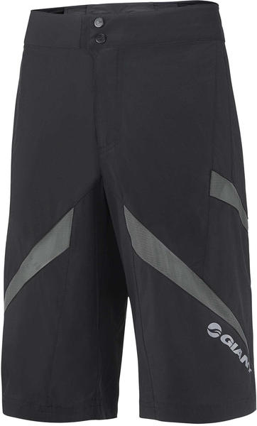 Giant Khyber Trail Shorts Color: Black