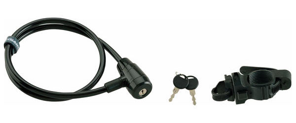 Giant SureLock Straight Cable Lock Color: Black