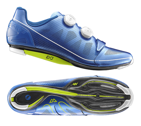 Giant Surge Road Shoe Color: Blue