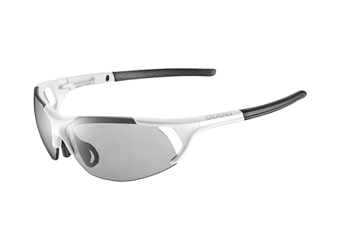 Giant Swift Eyewear NXT Varia Lens Color | Lens: Gloss White | Gray
