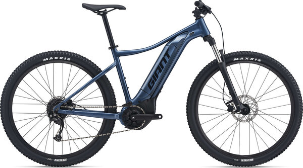 Giant Talon E+ 3 29er 20MPH Color: Blue Ashes