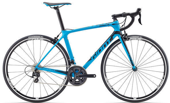 Giant TCR Advanced 2 Color: Blue/Black