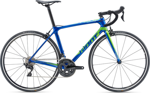 Giant TCR Advanced 2 Color: Electric Blue