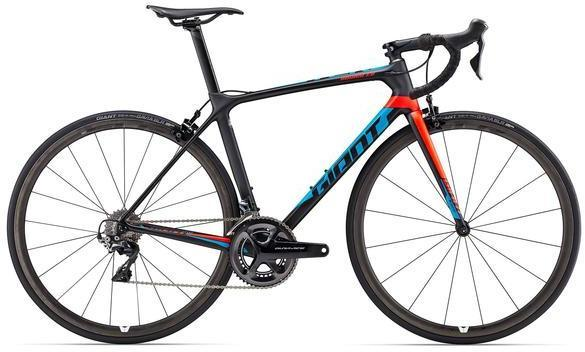 Giant TCR Advanced Pro 0 Color: Composite/Neon Red-Blue