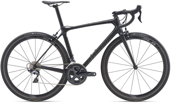 Giant TCR Advanced Pro 1 Color: Carbon/Reflective Black
