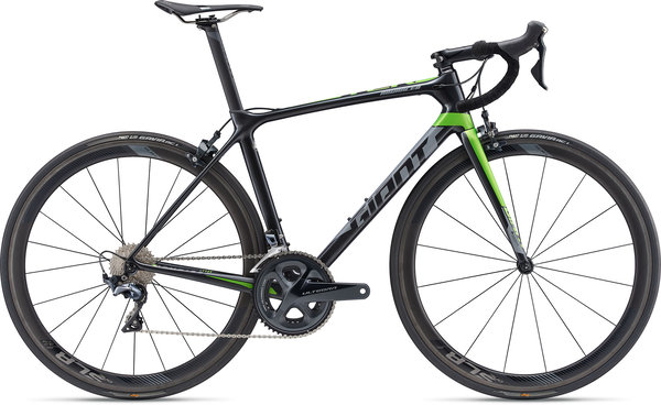 Giant TCR Advanced Pro 1 Color: Gun Metal Black
