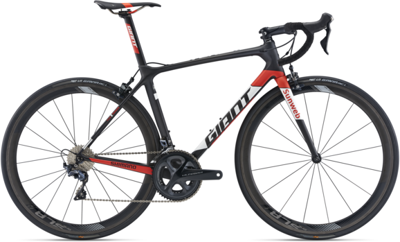 Giant TCR Advanced Pro Team 2019