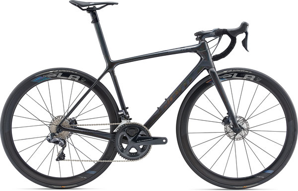 Giant TCR Advanced SL 1 Disc Color: Rainbow Black