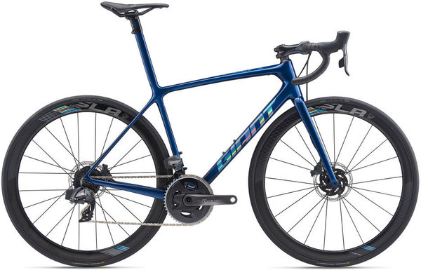 Giant TCR Advanced SL 1 Disc Color: Metallic Navy