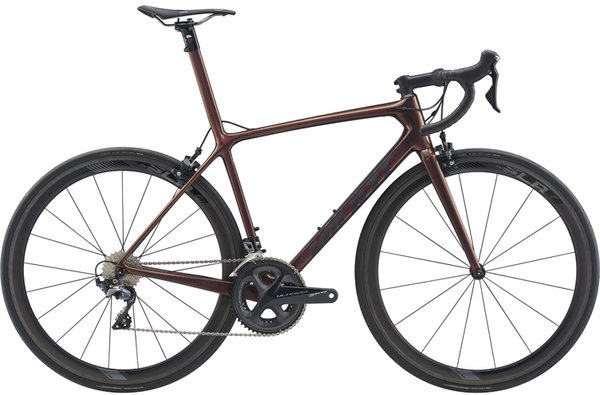 Giant TCR Advanced SL 2 Color: Gloss Chameleon Mars/Matte Black
