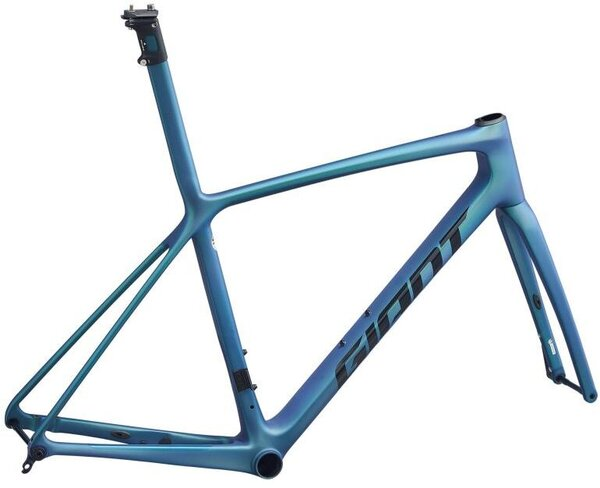 Giant TCR Advanced SL Disc Frameset Color: Chrysocolla