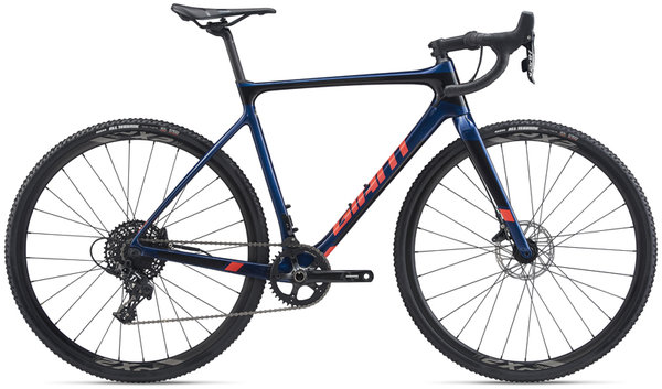Giant TCX Advanced Color: Metallic Navy