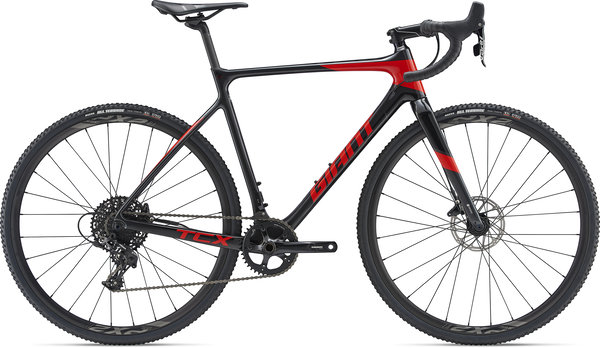 Giant TCX Advanced Color: Gun Metal Black