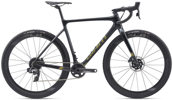 Giant TCX Advanced Pro 0 Force Color: Gunmetal Black