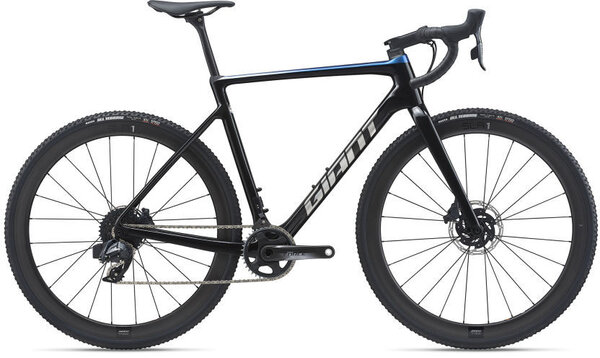 Giant TCX Advanced Pro 0 Color: Carbon/Chameleon Neptune/Chrome