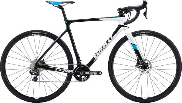 Giant TCX Advanced Pro 1 Color: Composite/White/Blue