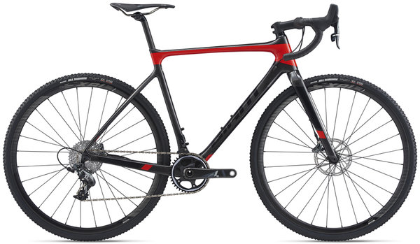 Giant TCX Advanced Pro 1 Color: Metallic Black