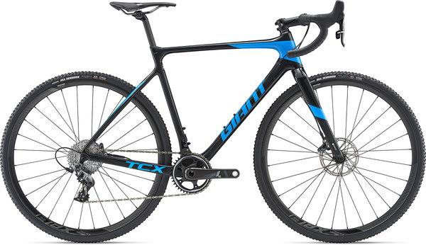 Giant TCX Advanced Pro 1 Color: Rainbow Black