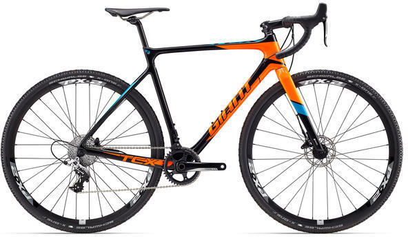 Giant TCX Advanced Pro 2 Color: Composite/Blue/Orange