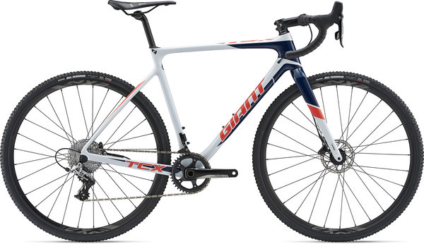 Giant TCX Advanced Pro 2 Color: Sky Gray