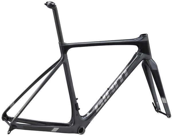 Giant TCX Advanced Pro Frameset Color: Gunmetal Black/Chrome
