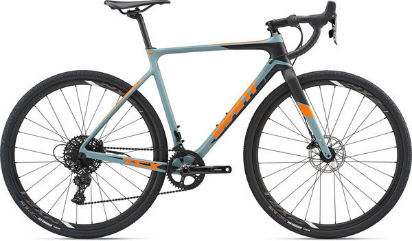 Giant TCX Advanced SX Color: Grey/Black