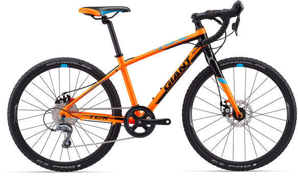 Giant TCX Espoir 24 Color: Orange