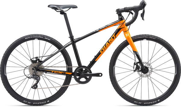 Giant TCX Espoir 26 Color: Black/Neon Orange