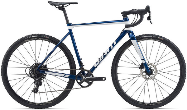 Giant TCX SLR 2 Color: Metallic Navy