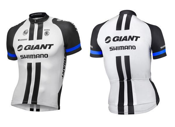 Giant Giant-Shimano Replica Short Sleeve Jersey