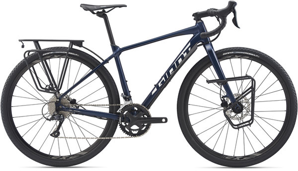Giant ToughRoad SLR GX 1 Color: Navy Blue