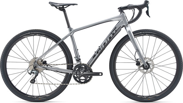 Giant ToughRoad GX SLR 1 Color: Charcoal/Black